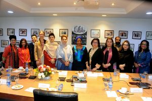 Meeting with Executive Director UN Women