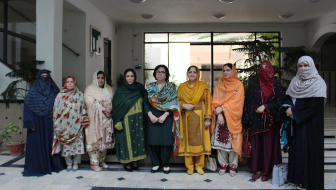 WPC visit to Balochistan Assembly