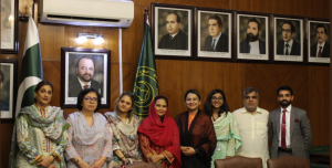 WPC visit to Sindh Assembly
