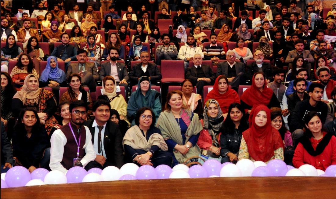 """""""Jamhoriat Hum Se"""" closing ceremony"""