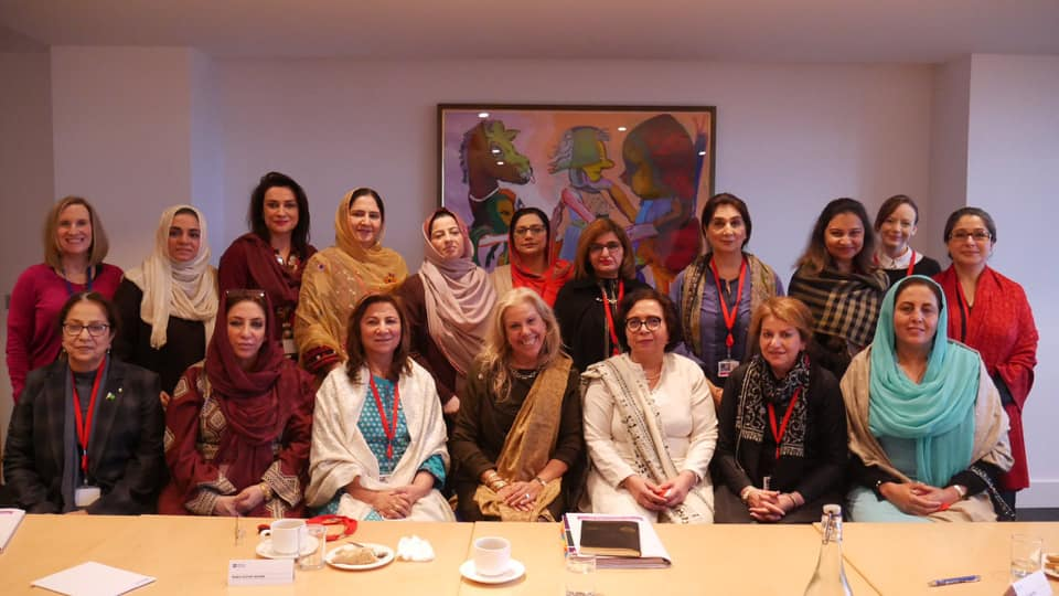 Women Parliamentarians UK visit (Day 2)