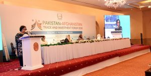 Pakistan Afghanistan Trade and Investment forum 2020