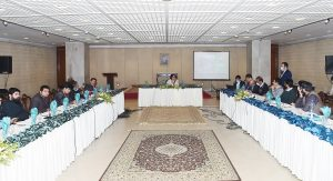 Media Consultation on Gender and Climate Change Parliamentary Initiatives